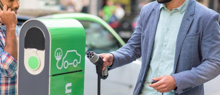 Rechargement voiture électrique