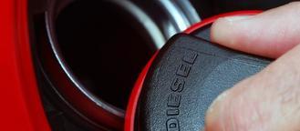 voiture diesel perd en notoriete