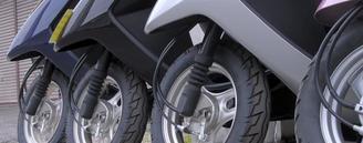 statistiques sur les vols de motos et scooters