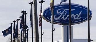 Ford et suppression d'emplois