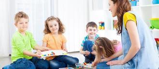 garde d'enfant et couverture en cas d'accident