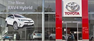 assurance Toyota C-HR 2017