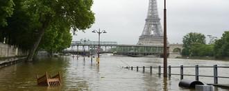 montant dégâts inondations janvier 150 200 millions euros