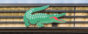 Lacoste crocodile animaux voie d'extinction