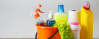 Produits ménagers dangereux santé