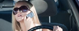 téléphone au volant sanctionné véhicule place arrêt