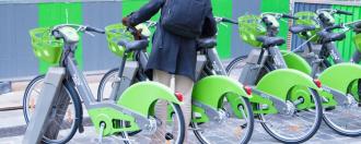 ville de paris vélib smovengo