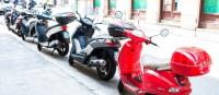 collecte de fonds pour un scooter