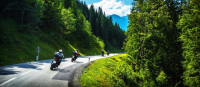 Tourisme en moto