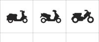 scooter et moto