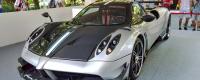 Constructeur automobile Pagani prépare électrique 2025
