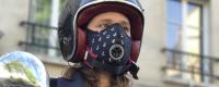 R-Pur startup française masque antipollution deux roues