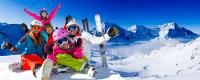 Séjour ski assurance